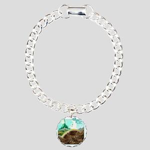 wizofoz Charm Bracelet, One Charm
