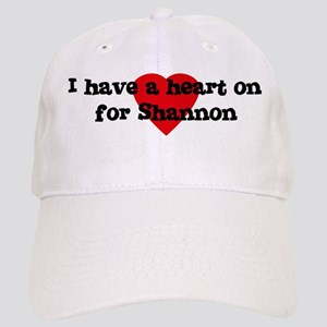 Heart on for Shannon Cap
