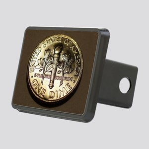 One_Dime_4.5x6.5 Rectangular Hitch Cover