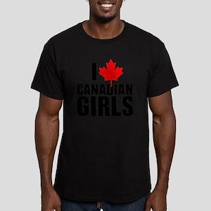 IHCG Men's Fitted T-Shirt (dark)