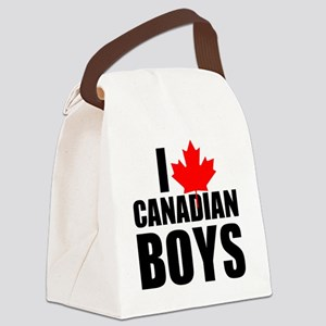 IHCB Canvas Lunch Bag