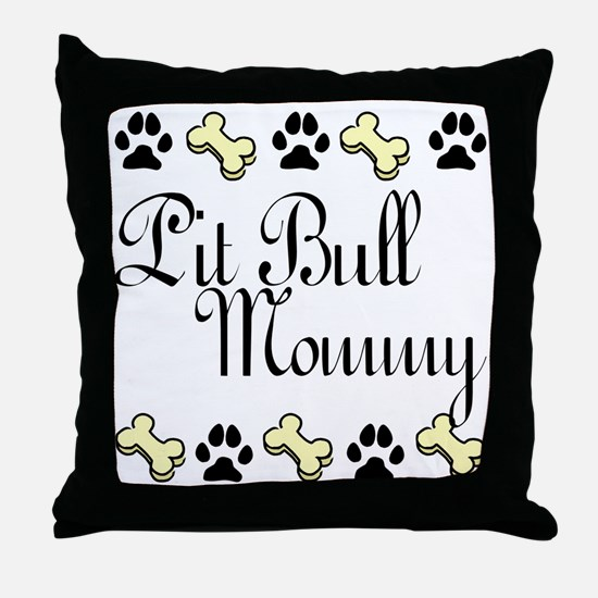 Mommy Throw Pillow