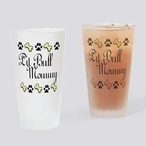 Mommy Drinking Glass