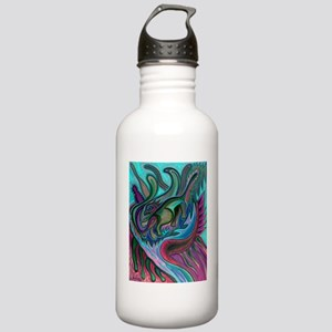 Valley Cat 5 Stainless Water Bottle 1.0L