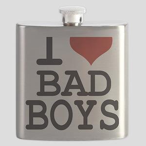 i love bad boys Flask