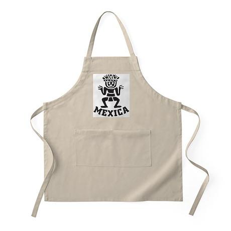 Mexica BBQ Apron