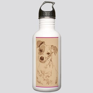 Jack_Russell_Smooth_Kl Stainless Water Bottle 1.0L