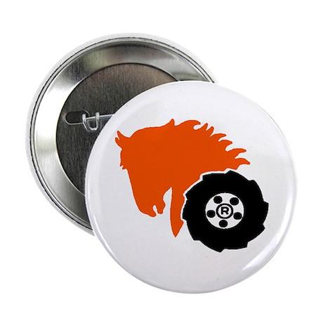 """wheelhorse power 2.25"""" Button (100 pack)"""