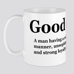goodolboydefineonlight Mug