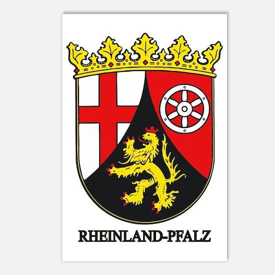 Rheinland-Pfalz Postcards (Package of 8)