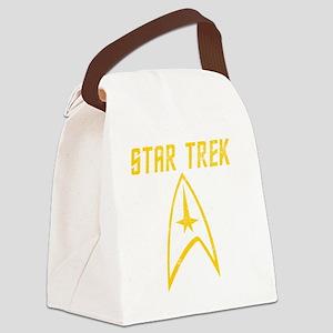 Star_Trek Canvas Lunch Bag