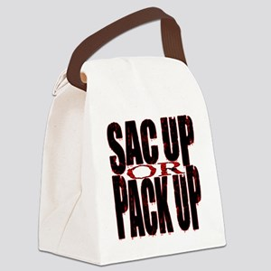 SUorPU_lite Canvas Lunch Bag