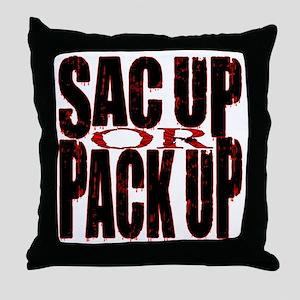 SUorPU_lite Throw Pillow