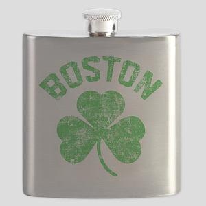 Boston Grunge - dk Flask