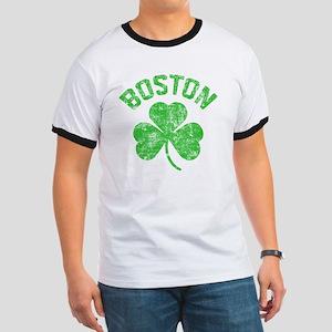 Boston Grunge - dk Ringer T