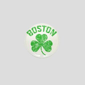 Boston Grunge - dk Mini Button