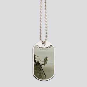 DEEP SEA DIVER ENTRY Dog Tags