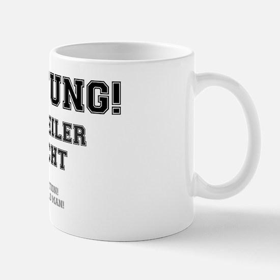 ACHTUNG - EIN GEILER WICHT - DIRTY OLD  Mug