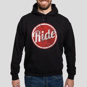 Vintage_Ride Hoodie (dark)