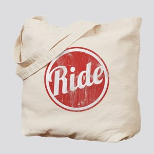 Vintage_Ride Tote Bag