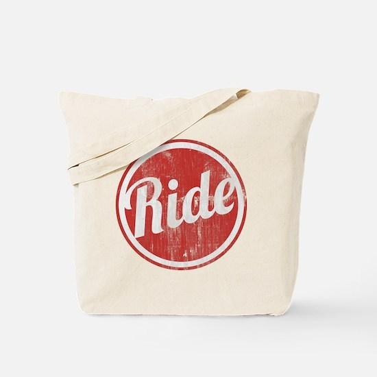 Vintage_Ride Tote Bag