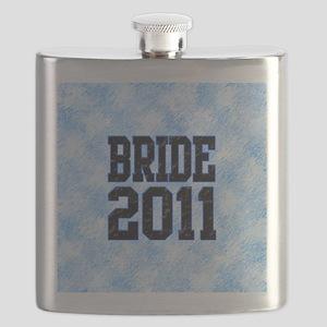 Bride 2011 Flask