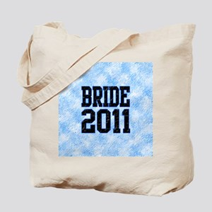 Bride 2011 Tote Bag