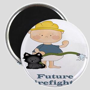 Future Firefighter Magnet