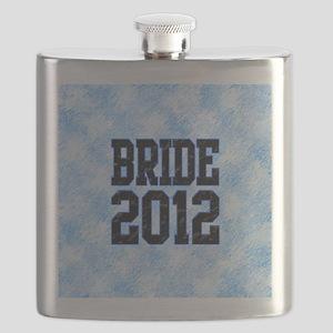Bride 2012 Flask