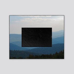 Blue Smokey Mountains #02 Picture Frame