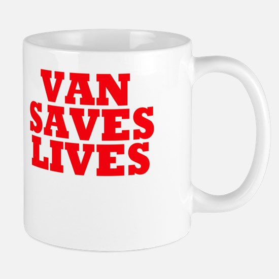 van-saves-lives Mug