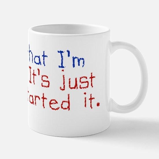 not-immature_bs1 Mug