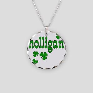 holligan Necklace Circle Charm