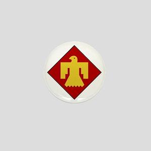 45th Infantry Division Mini Button