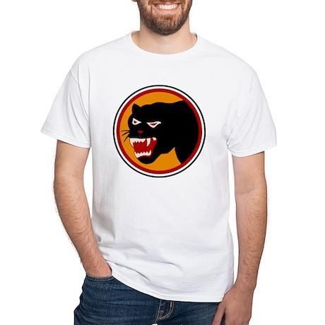 66th Infantry Division White T-Shirt