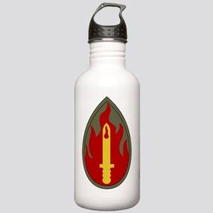 63rd Infantry Division Stainless Water Bottle 1.0L