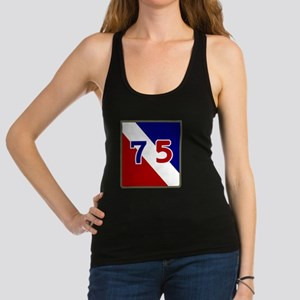 75th Infantry Division Racerback Tank Top