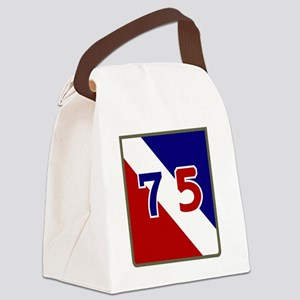 75th Infantry Division Canvas Lunch Bag