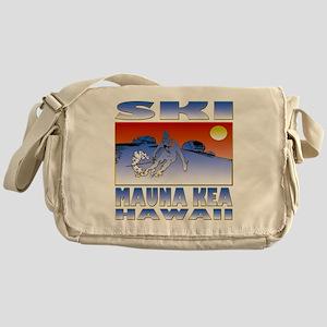 SKI MAUNA KEA Messenger Bag