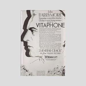 John Barrymore Gen. Crack 1930 Rectangle Magnet
