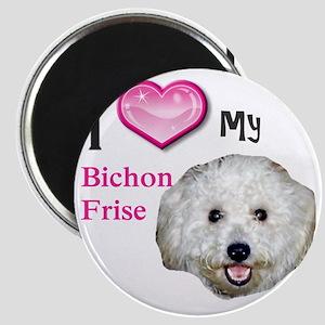 BichonFrise2 Magnet