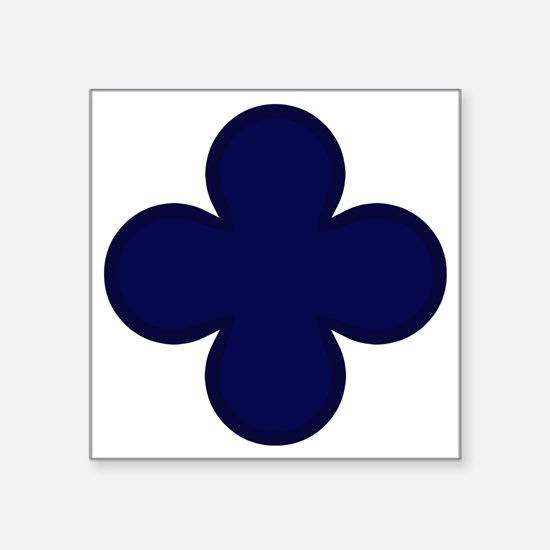 """88th Infantry Division Square Sticker 3"""" x 3"""""""