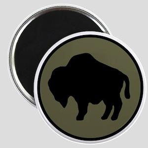 92nd Infantry Division Magnet