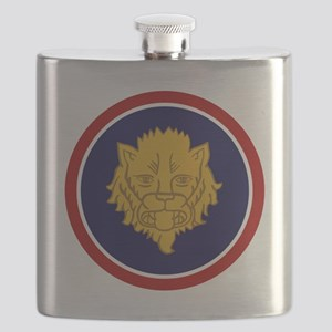 106th Infantry Division Flask