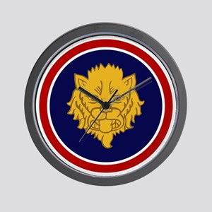 106th Infantry Division Wall Clock