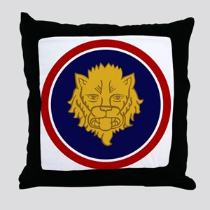 106th Infantry Division Throw Pillow