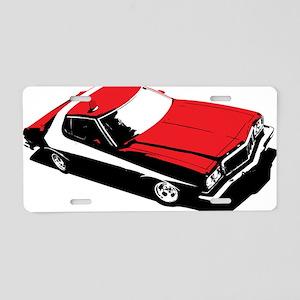 Starsky  Hutch Aluminum License Plate
