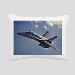 CP-LPST 100720-F-3798Y-4 Rectangular Canvas Pillow
