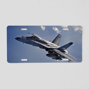 CP-LPST 100720-F-3798Y-473  Aluminum License Plate