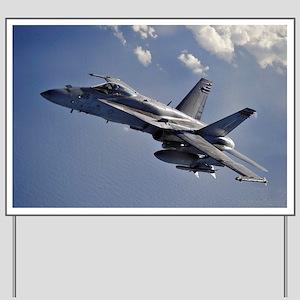 CP-LPST 100720-F-3798Y-473 PR Yard Sign
